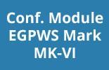 Conf. Module EGPWS Mark MK-VI