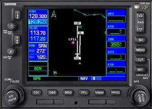 GNS530 Блок многофун. навиг. системы