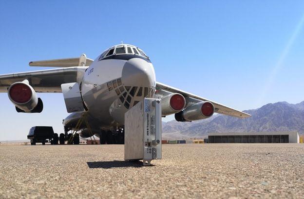 Ил-76 по реализации протокола ADS-B out.